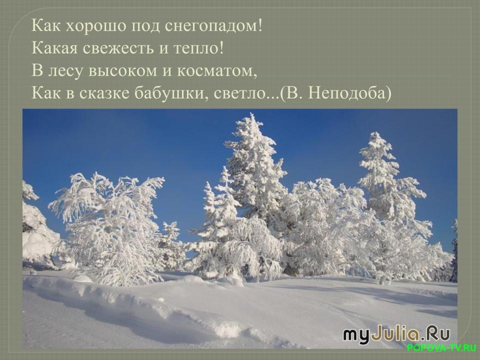 Зима на Кубани